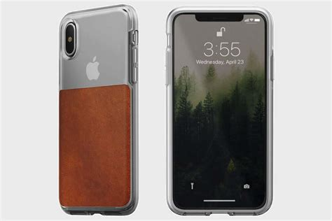 Nomad Wallet Card For Iphone X 15 best protective cases for iphone x