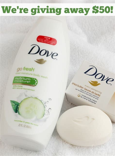 Dollar General Giveaway - beauty inspiration with dove dollar general 50 gift card giveaway fabulessly frugal