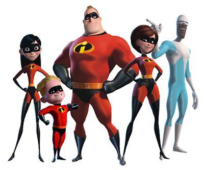 imagenes de los super increibles los increibles animatoons