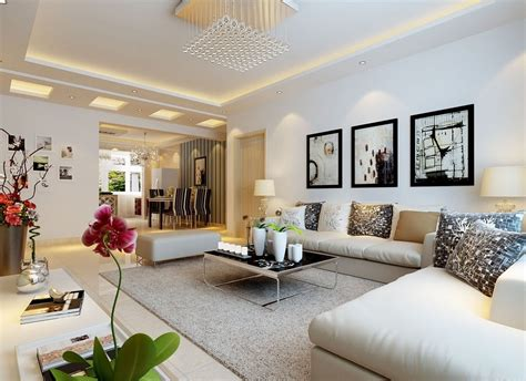 Interior Decorating by 35 Luxurious Modern Living Room Design Ideas