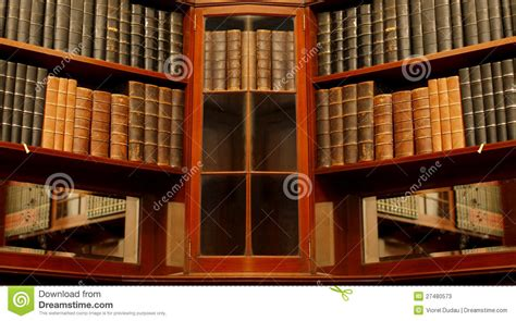 libreria universit vecchia libreria fotografie stock immagine 27480573
