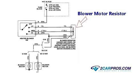3 speed blower motor wiring diagram wiring diagram and