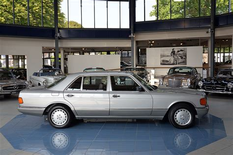 mercedes benz 300sel w126 1988 1991 factory workshop service manual mercedes benz 300 sel w126 classic sterne