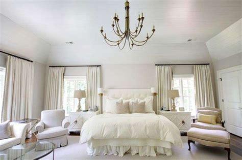 tende bianche da letto arredare con le tende foto 25 40 design mag