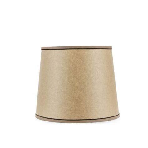 a homestead shoppe brown kraft paper w soutache l shade