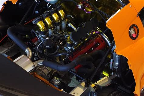 Ferrari 348 Engine Swap by Racecarsdirect Ferrari F355 Engine Gearbox Package