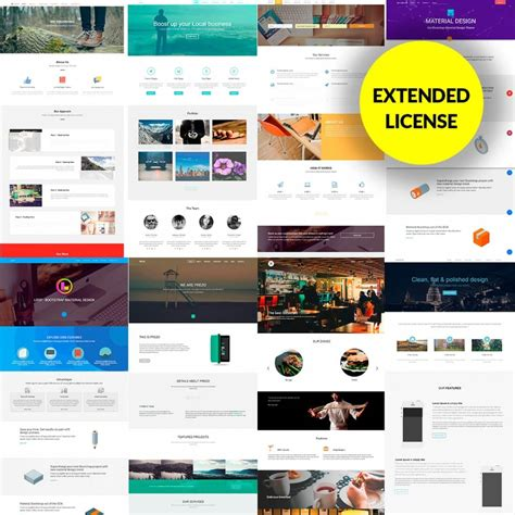 bootstrap themes effects the essential bootstrap bundle with 130 templates