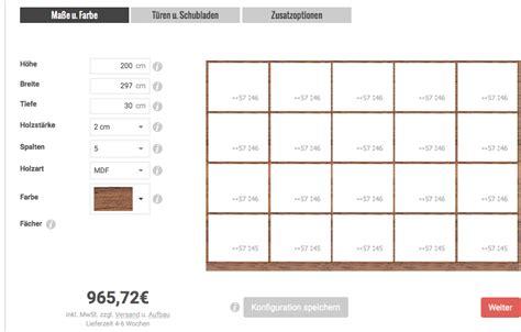Regal Konfigurator by Regal Konfigurator Hause Deko Ideen