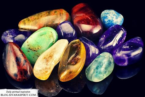 4 gemstones to support your spiritual