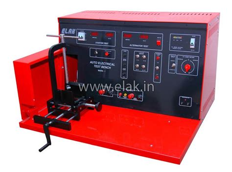 auto electrical test bench vehicle battery charger automatic tyre pressure indicators