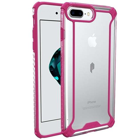 apple iphone   pink poetic shockproof premium thin protective case ebay