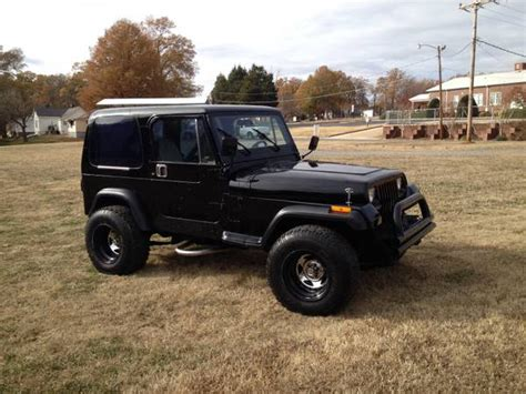 1988 Jeep Wrangler For Sale 1988 Jeep Wrangler For Sale