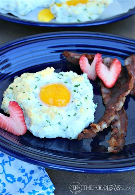 egg clouds eggs in clouds by the foodie affair epicurious community