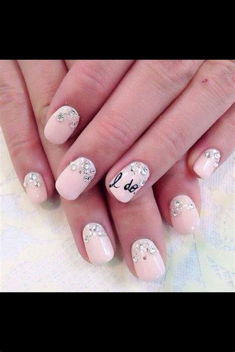 64 best Novias   Nail Art images on Pinterest   Nail