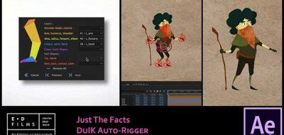 tutorial after effects duik duik 15 rig a simple character in after effects lesterbanks