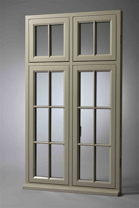casement window timber flush casement window