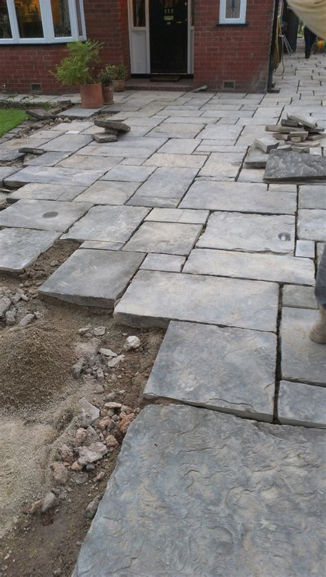 Patio Slabs South Wales by 25 Best Paving Ideas On Patio Slabs Garden