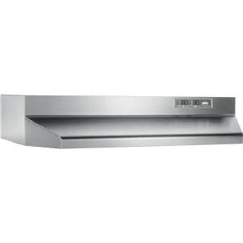 broan 40000 series 30 in range in stainless steel