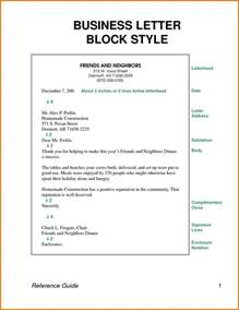 format of business letter with exles 8 block format letter exles attorney letterheads