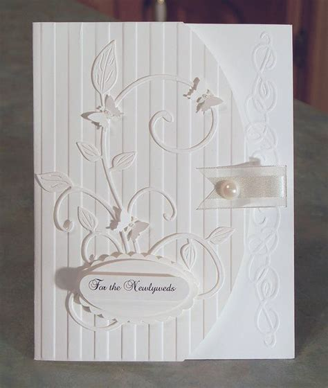 All Wedding Cards by 637 Best Images About White On White Cards On
