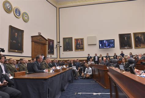 house armed services committee dvids images house armed services committee testimony image 1 of 5