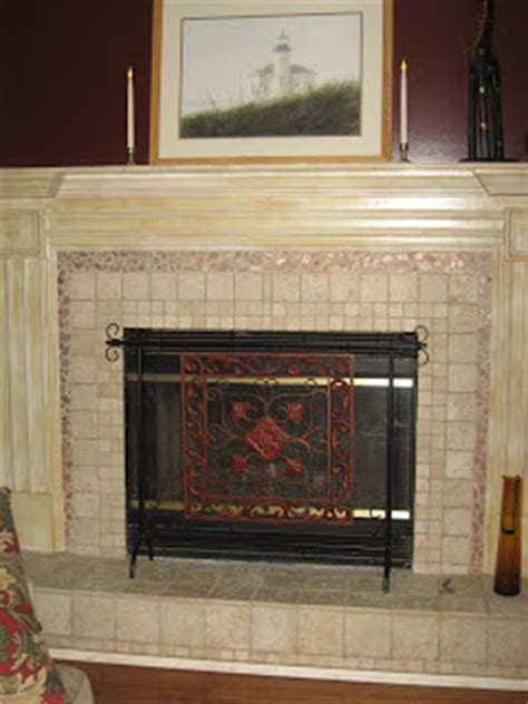 Can You Tile A Fireplace by S Thrifty Decorating Can You Install Tile