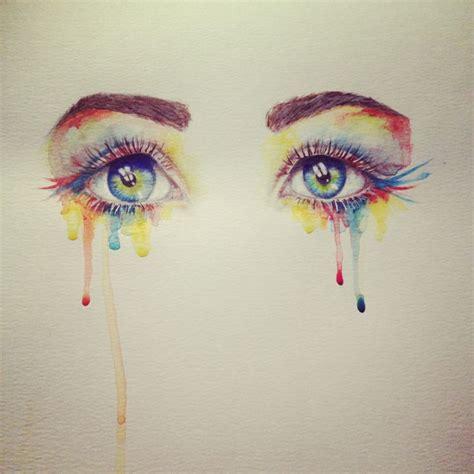 watercolor tutorial eyes watercolor eyes pouring art pinterest watercolour