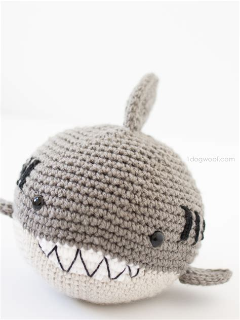 amigurumi shark pattern crochet shark amigurumi one dog woof