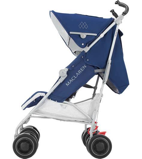Stroller Maclaren Techno maclaren 2016 techno xt stroller blue silver