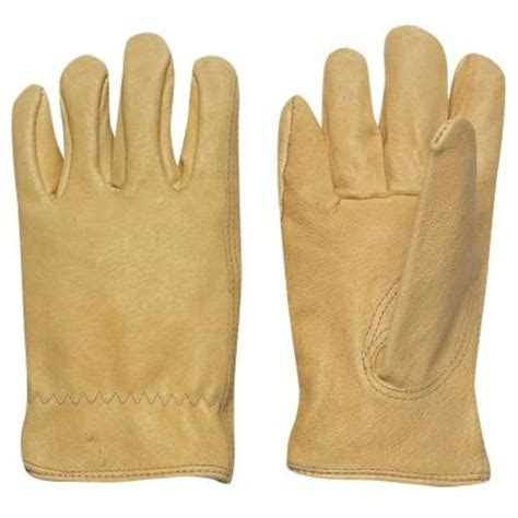 west chester pigskin leather medium work gloves hd82050