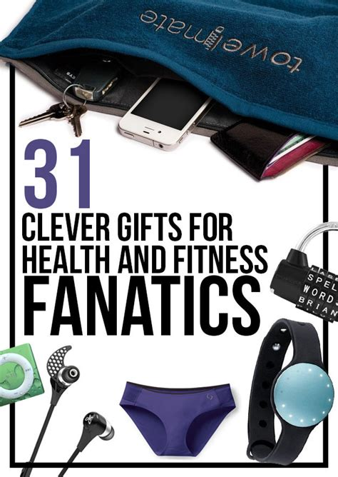 31 clever health and fitness gifts that are actually useful