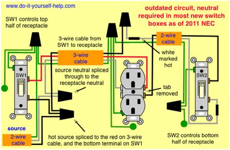 magnificent light switch wiring explained ideas