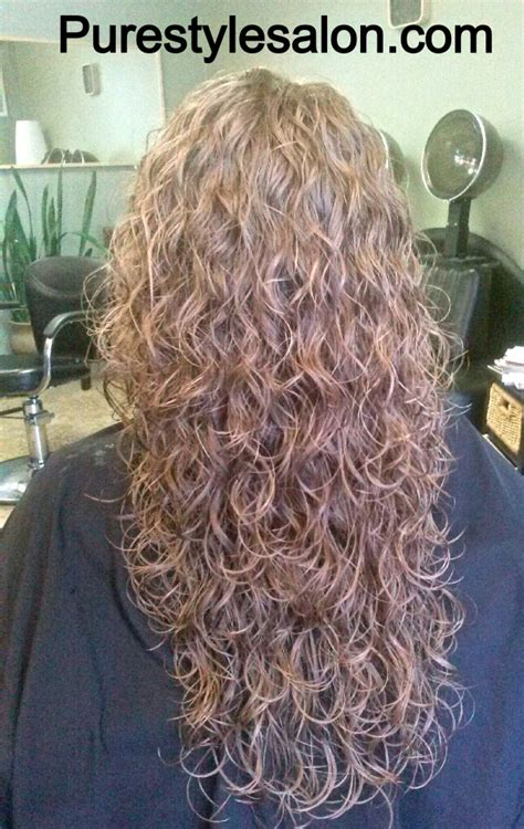 a perm that doesnt look like a perm for short hair natural body wave perm don t know if i like this look