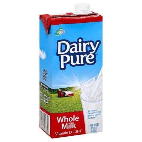 Milk Shelf by Dairy Whole Shelf Milk 32 Oz
