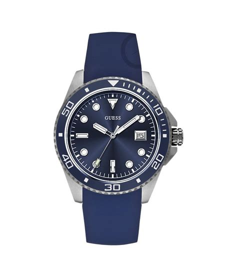 Guess Blue guess blue analog for w0611g1 buy guess
