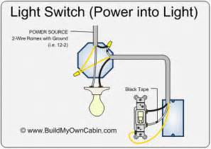 power light switch wiring diagram diagram wiring