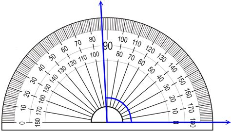 scow angle measuring angles with a protractor lesson video
