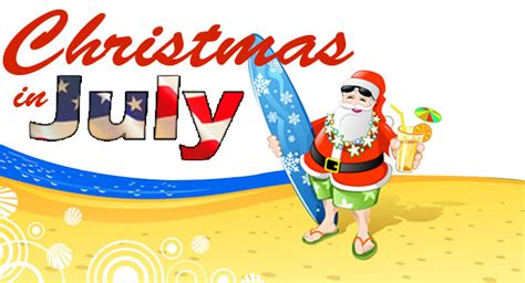 christmas in july what s a cool idea try christmas in july venture galleries