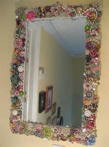 How To Decorate Mirror At Home Best Diy Mirror Decorating Ideas Diy Craft Projects