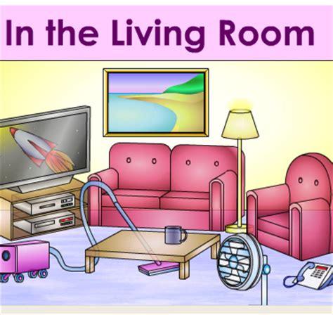 Living Room En Español Como Se Escribe Vocabulary Part Of The House My Technology