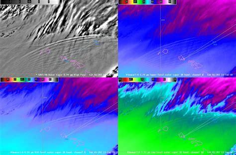 high pass filter gravity severe turbulence hawai i 171 cimss satellite