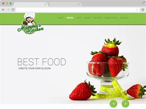 bootstrap themes restaurant free download free responsive html5 bootstrap restaurant template
