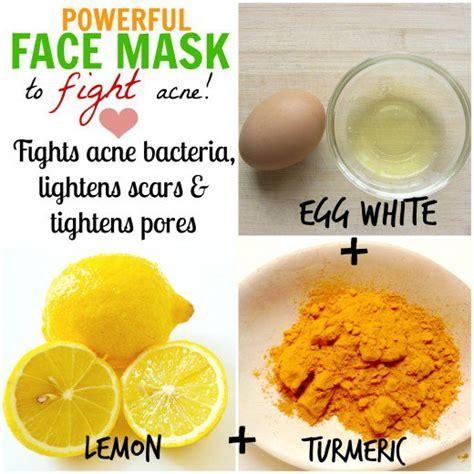 diy masks for acne cure bellatory