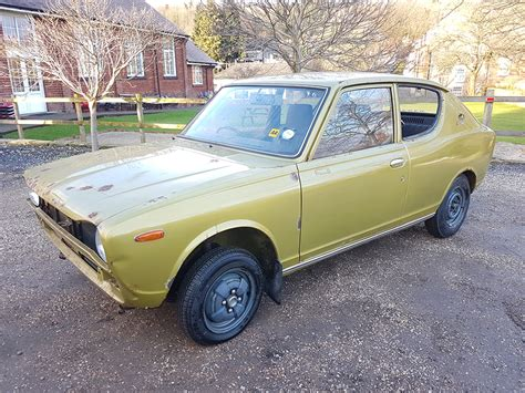 Datsun 100a by Road Test 1975 Datsun 100a Classics World