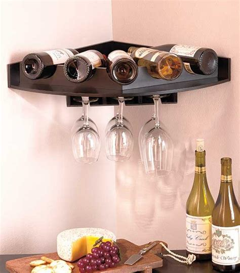 Shelf Of Opened White Wine by 17 Outstanding Diy Wine Rack Designs That Are Easy To Make
