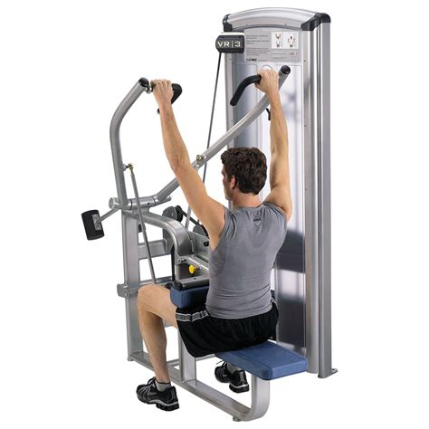 Pull Down Table by Cybex Vr3 Pulldown Sweatband Com