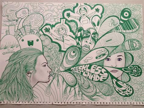 doodle type drawing doodle by kyler47 on deviantart