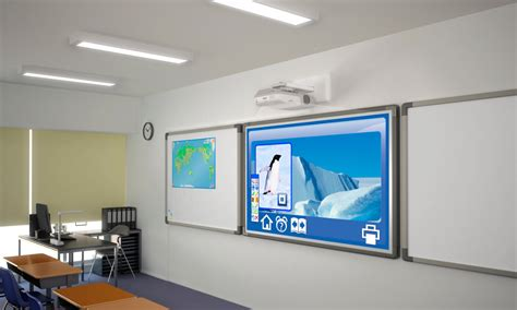 Proyektor Interaktif epson unveils eb 450wi ultra throw interactive projector