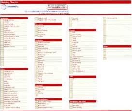 Wedding Music List Template Wedding Planner Wedding Planner Checklist In Malaysia