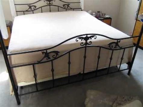 Tempurpedic Advanced Ergo Adjustable Bed System Youtube Ergo Bed Frame